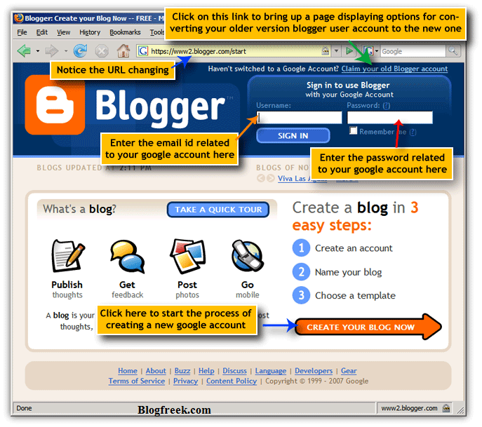 the top 15 best free blog sites