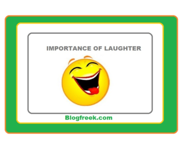 Importance of Laughter