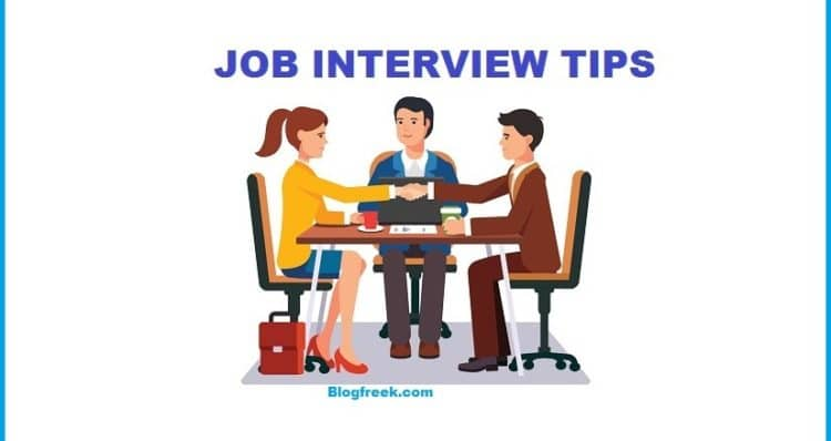 15 interview tips